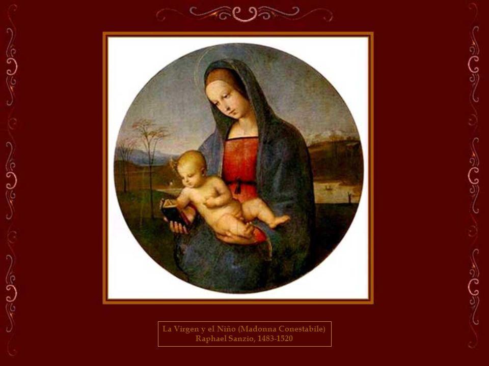 Sala Leonardo La Virgen y el Niño - Leonardo da Vinci