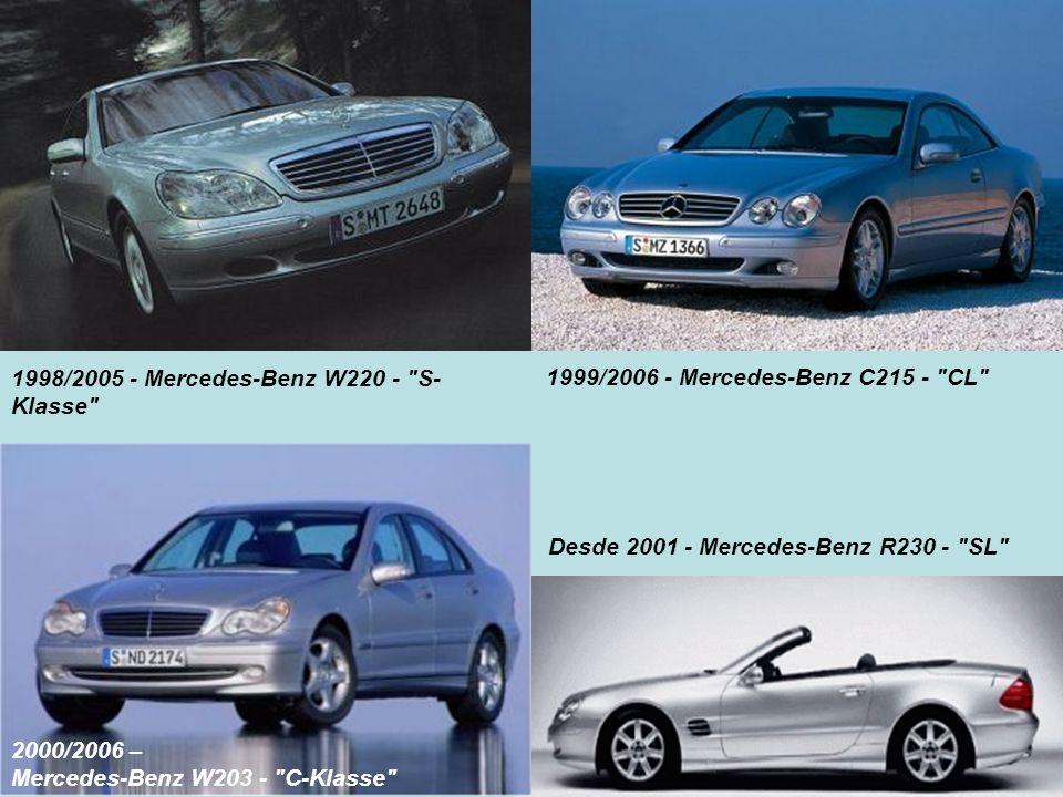 1998/2005 - Mercedes-Benz W220 -