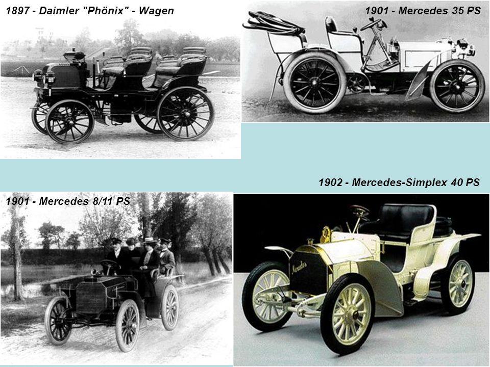 1897 - Daimler