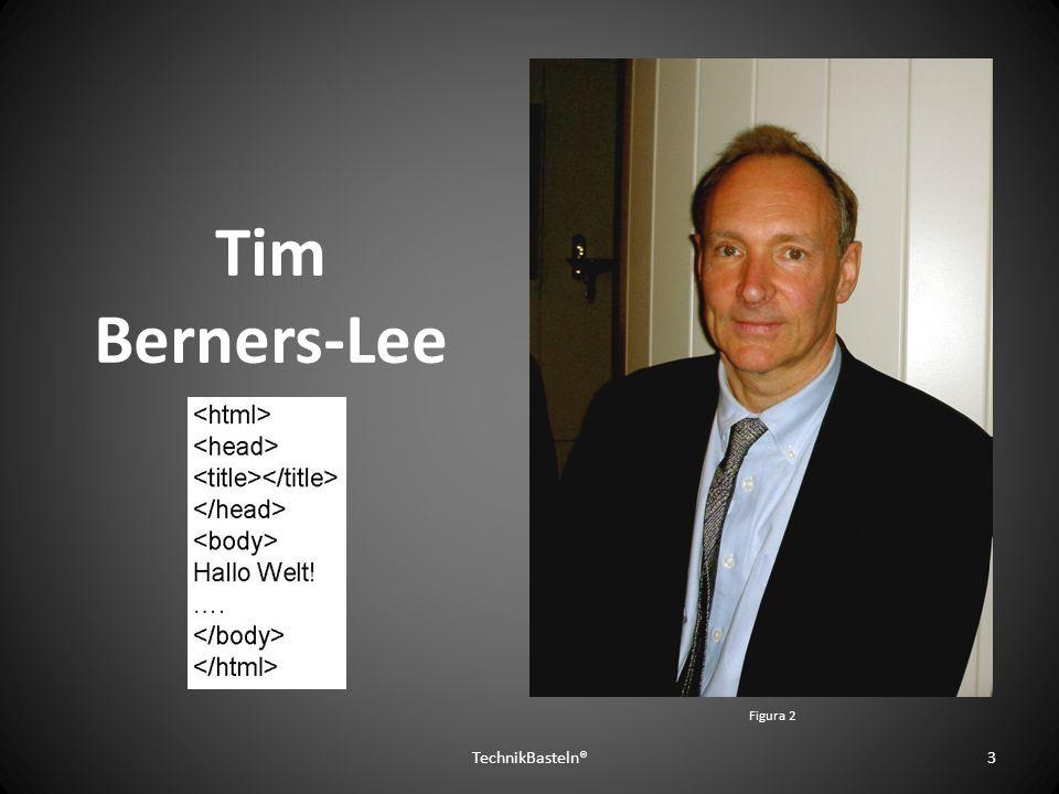 Un ejemplo de lenguaje HTML 4TechnikBasteln® ComputadoraHumano Texto