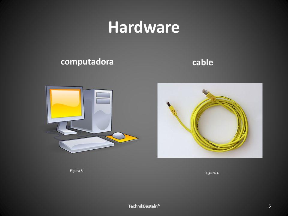 Hardware computadora cable 5TechnikBasteln® Figura 3 Figura 4