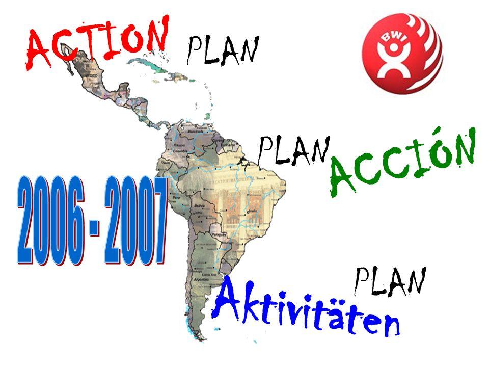 PLAN ACTION ACCIÓN Aktivitäten
