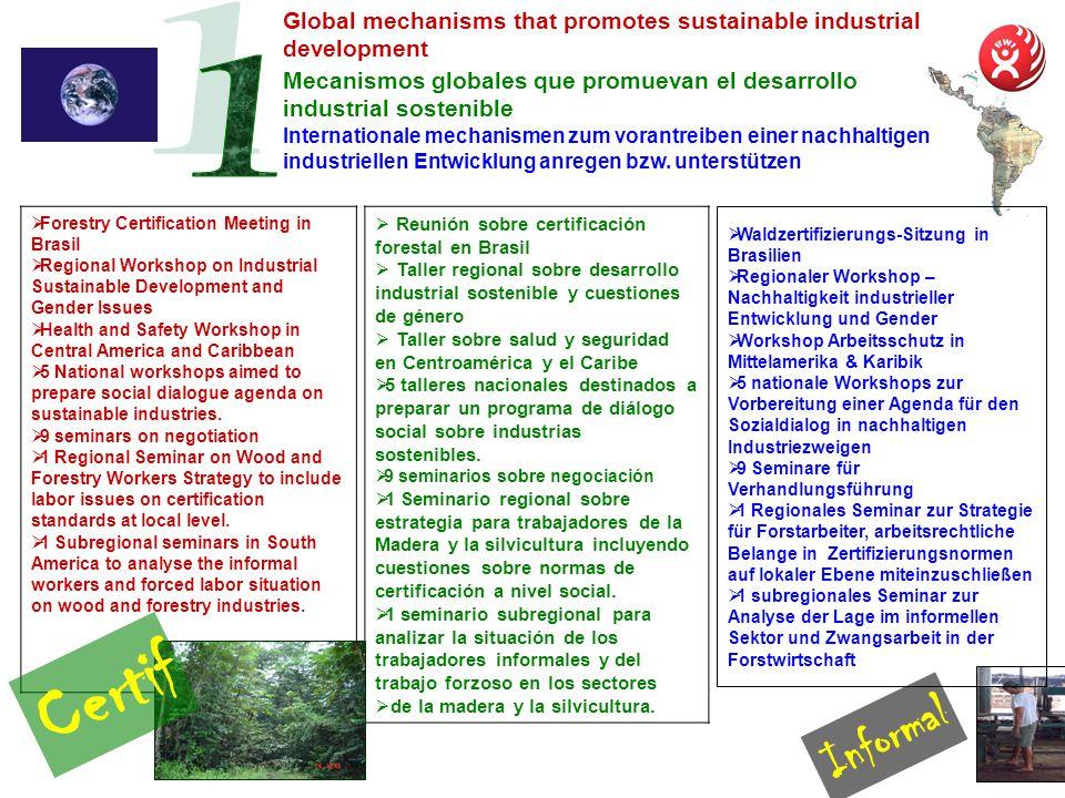 AMIs (Acuerdos Marcos Internacionales) Entwicklung einer Strategie zur Durchsetzung internationaler Rahmenabkommen bei SKANSKA in Lateinamerika Develop strategy to implement IFA with SKANSKA in Latin America Desarrollo de estrategia para implementar AMI con SKANSKA en América Latina IFAs (International Framework Agreements) DIRs (Durchsetzung internationaler Rahmenabkommen) SKANSKA