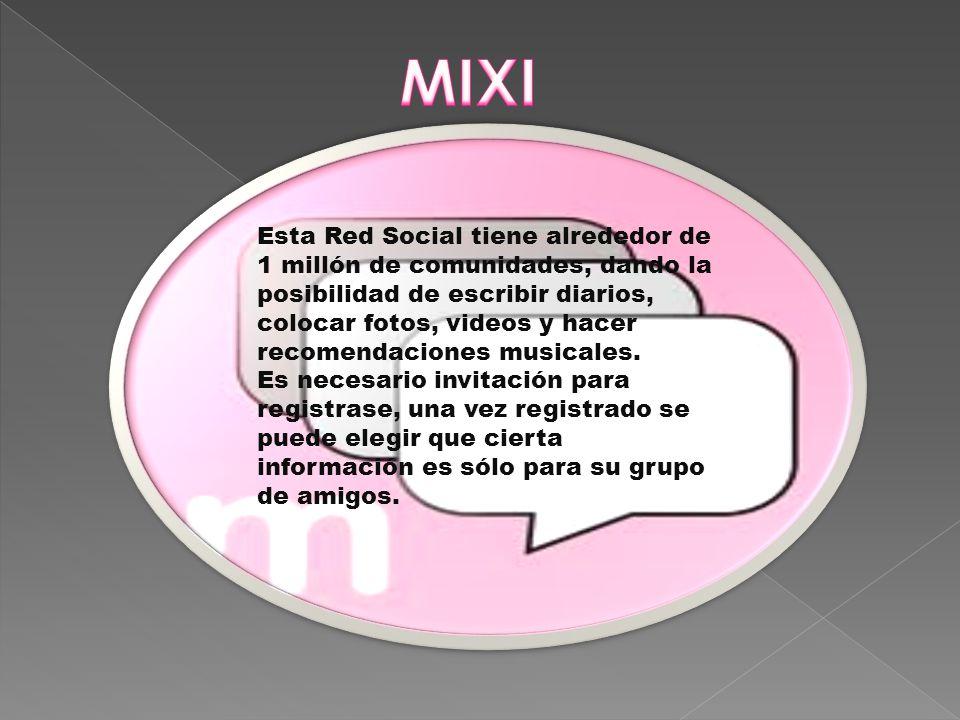 Red con información personal y datos de más de cien millones de usuarios, datos que están registrados en otros sitios como Facebook o MySpace.
