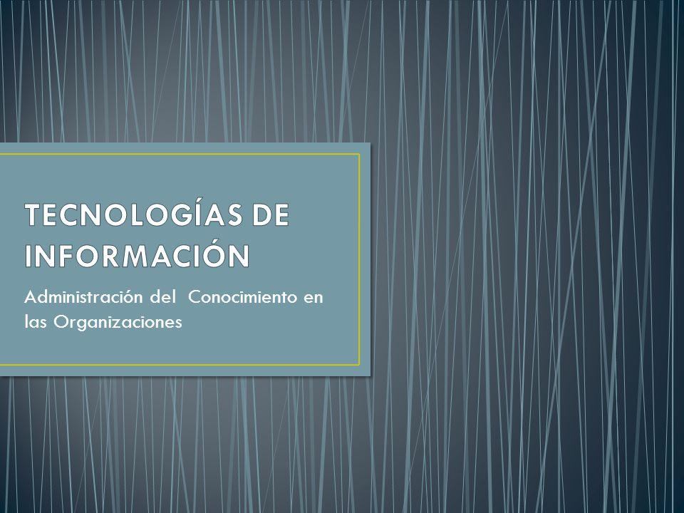 La tecnología de información (IT), según lo definido por la asociación de la tecnología de información de América (ITAA) es el estudio, diseño, desarrollo, implementación, soporte o dirección de los sistemas de información computarizados, en particular de software de aplicación y hardware de computadoras.
