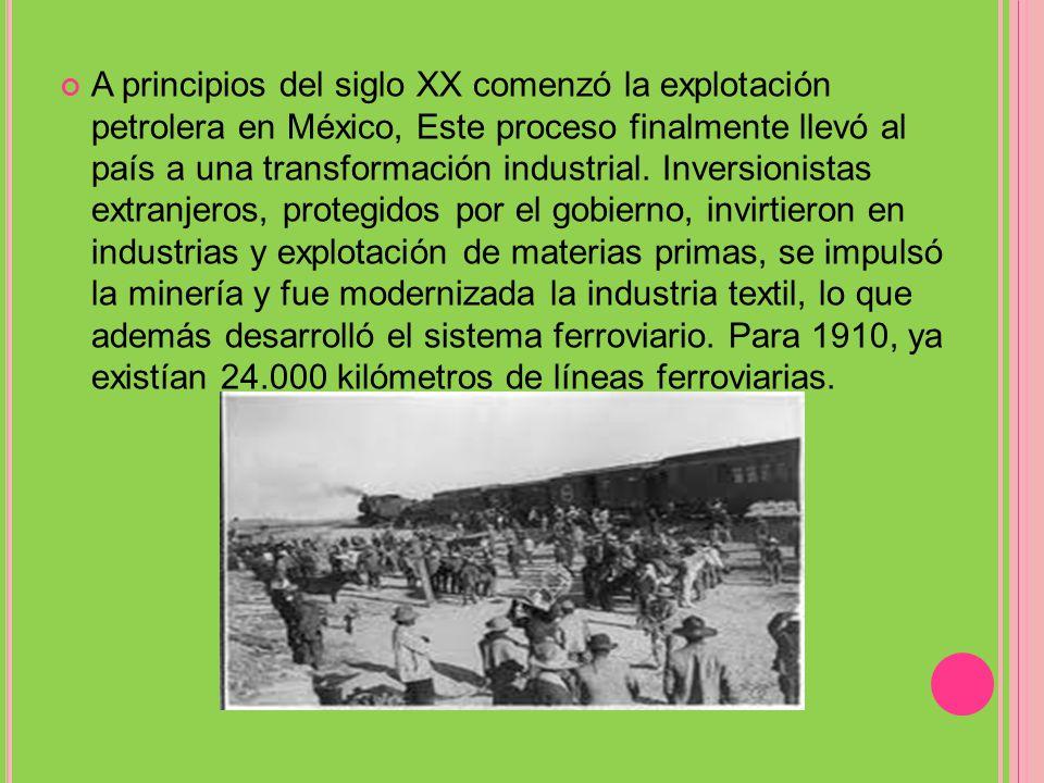 Porfirio Díaz había mantenido una dictadura de 34 años de 1876-1910.El porfiriano fue la mas grande represión social al régimen.