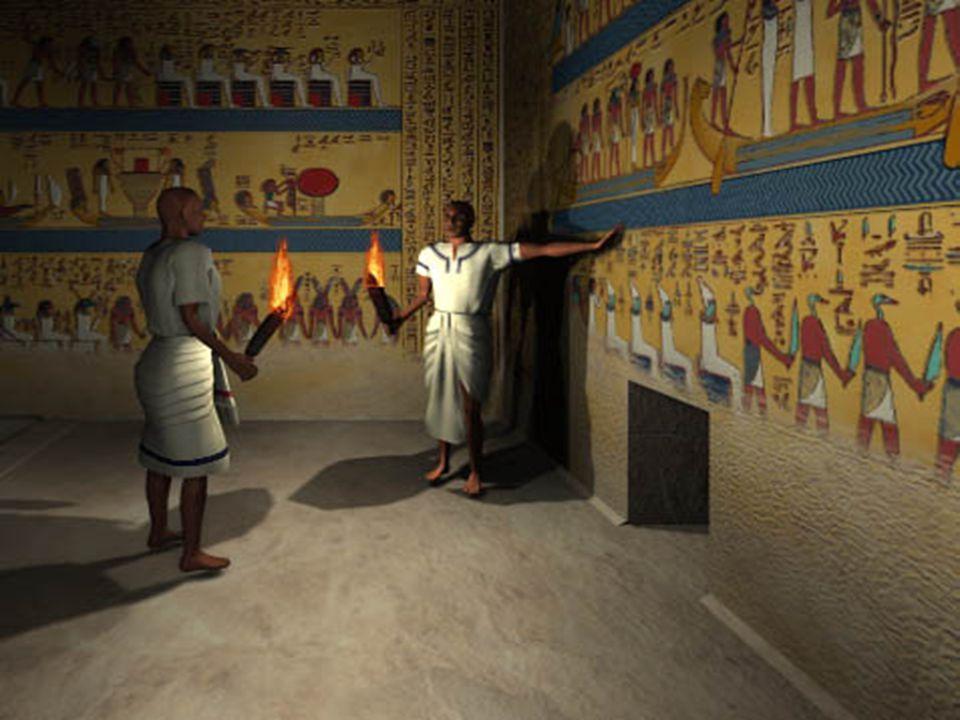 Sólo había un lugar en la tierra donde pudieron adquirir esos conocimientos: El país asoleado de Kem: EGIPTO