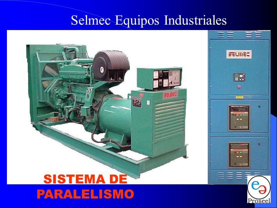 Selmec Equipos Industriales SISTEMA DE PARALELISMO
