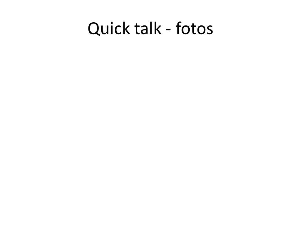Identificar las fotos
