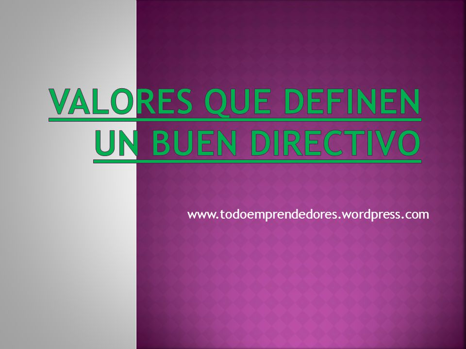 www.todoemprendedores.wordpress.com