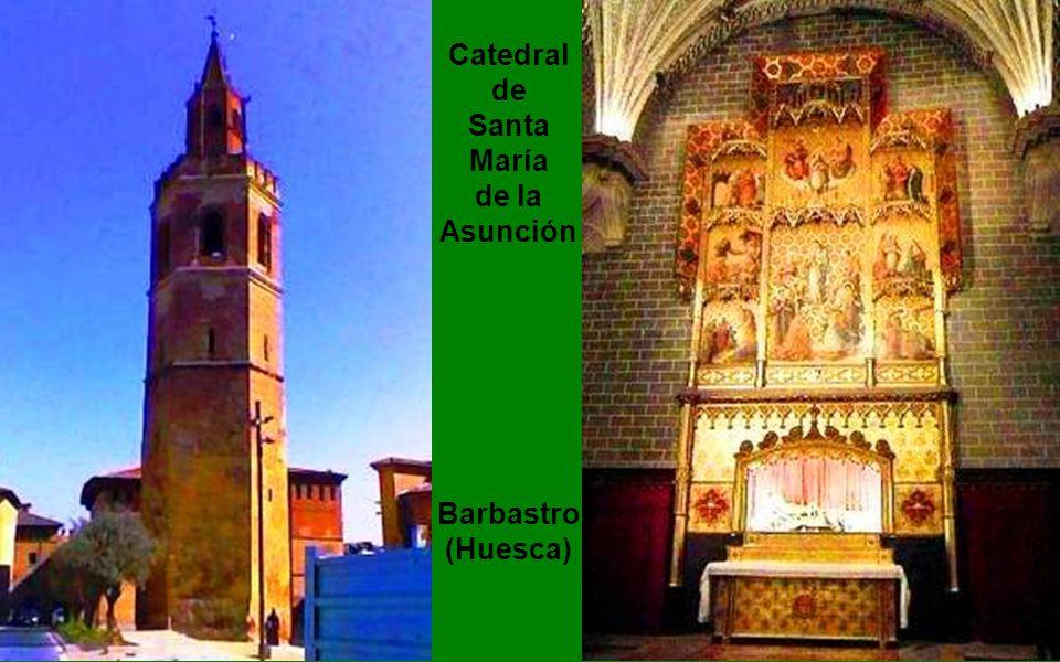 CATEDRAL del SALVADOR - Albarracín (Teruel)