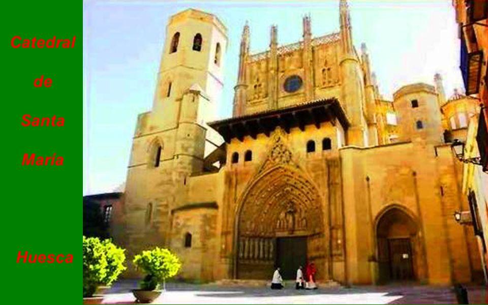 Catedral de Santa María de la Asunción Barbastro (Huesca)