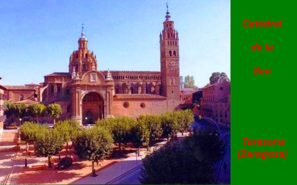 Catedral de Santa María del Romeral Monzón (Huesca)