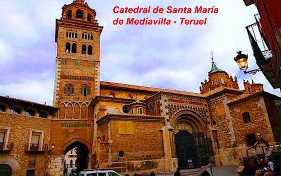 Catedral de la Seo Tarazona (Zaragoza)