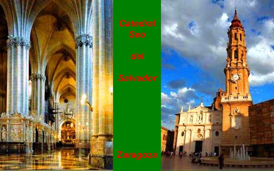 Basílica Catedral de Nuestra Señora del Pilar - Zaragoza