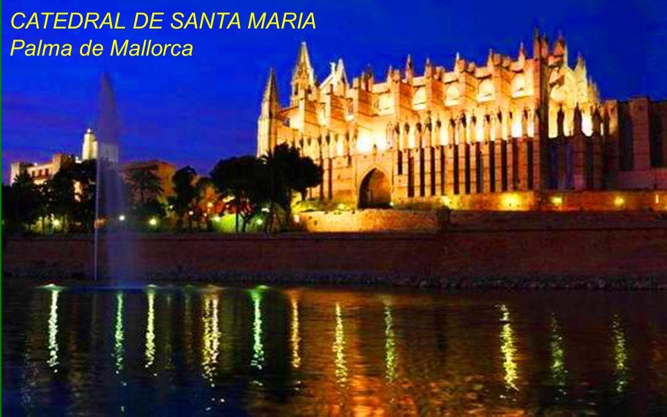 Catedral de Santa María de las Nieves - Ibiza