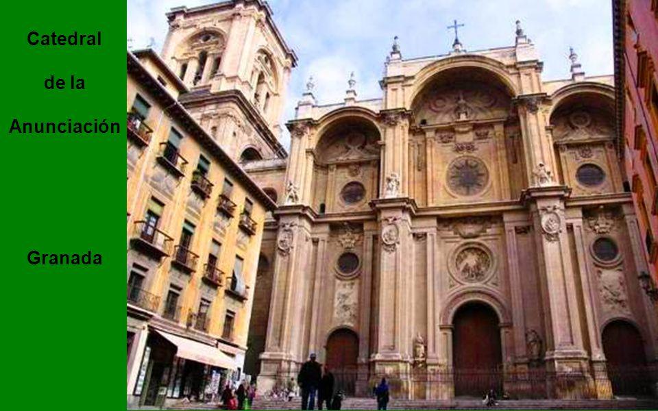 Catedral de la Anunciación Guadix (Granada)