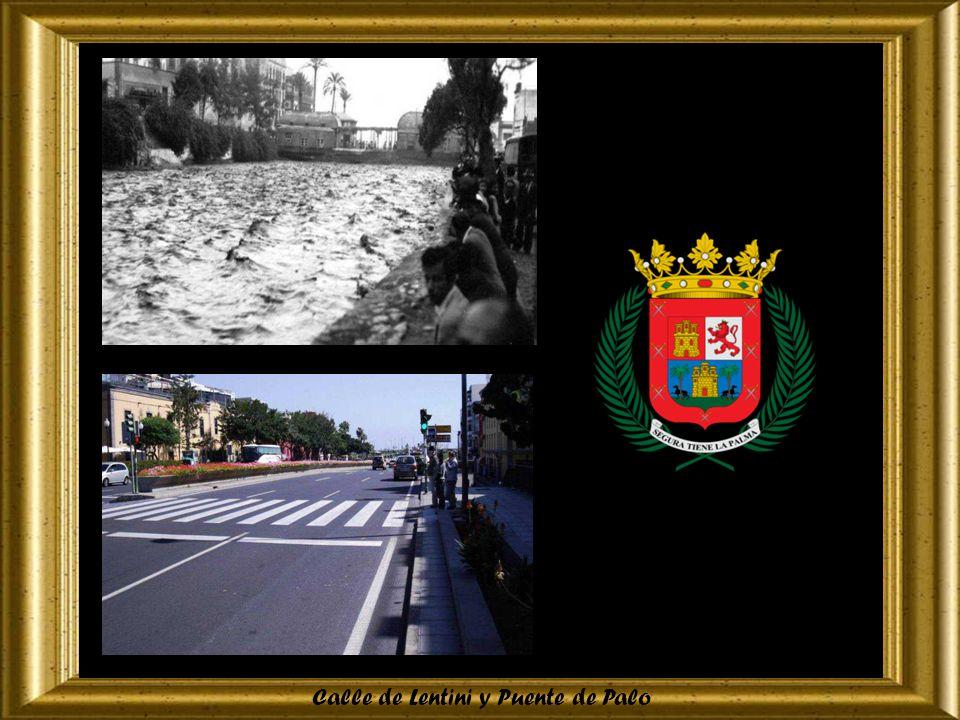 Calle de Lentini, Puente de Palo y Catedral (2)