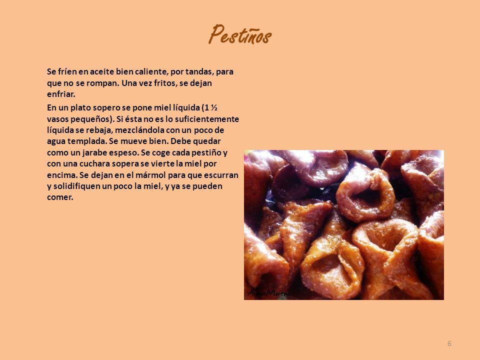 Polvorones de Almendra INGREDIENTES (Salen unos 50): 300 gr.