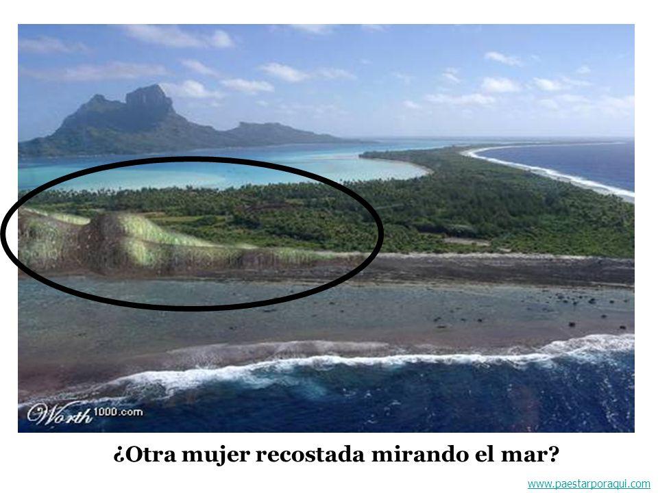 www.paestarporaqui.com ¿Otra mujer recostada mirando el mar?