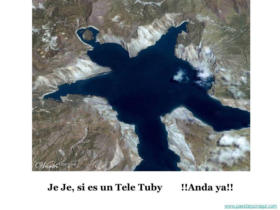 www.paestarporaqui.com Je Je, si es un Tele Tuby !!Anda ya!!