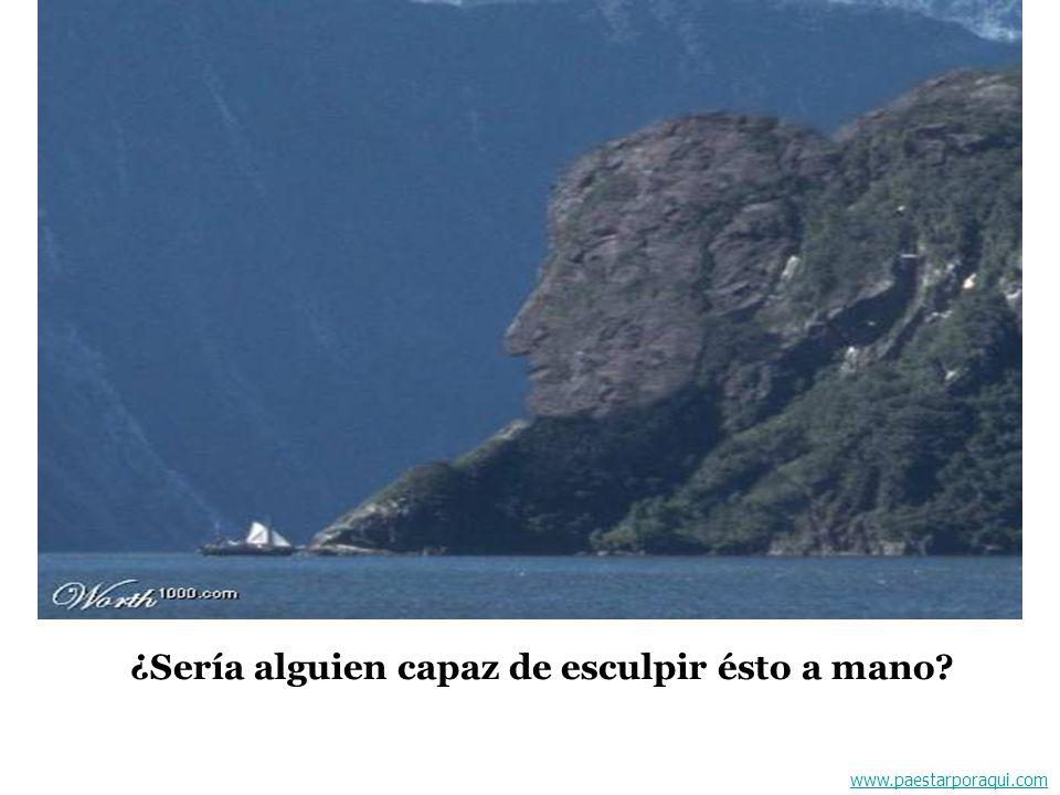 www.paestarporaqui.com ¿Sería alguien capaz de esculpir ésto a mano?