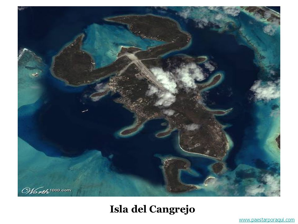 www.paestarporaqui.com Isla del Cangrejo