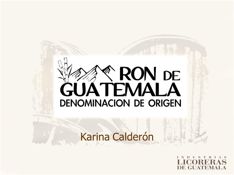 ANTECEDENTES Ron de Guatemala Producción de ron en Guatemala Siglo XVI – Dominicos Productores organizados – ANFAL (1947) Fiscalización del proceso – SAT Añejamiento mínimo de 1 año (1949)