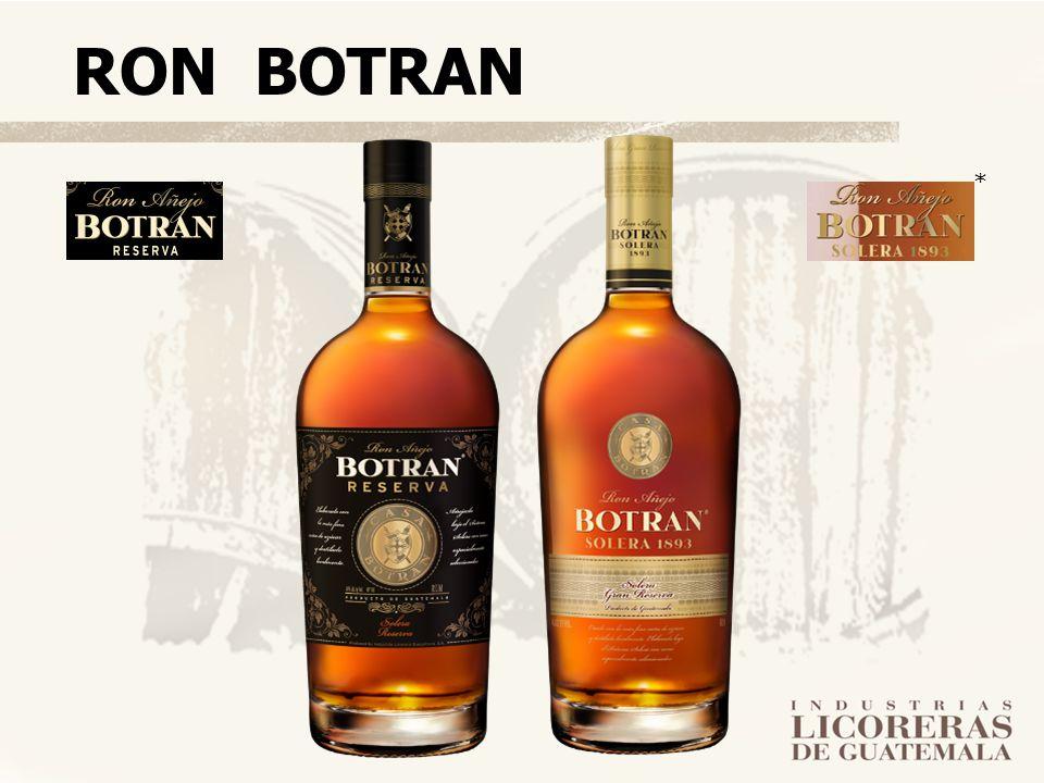 * RON BOTRAN