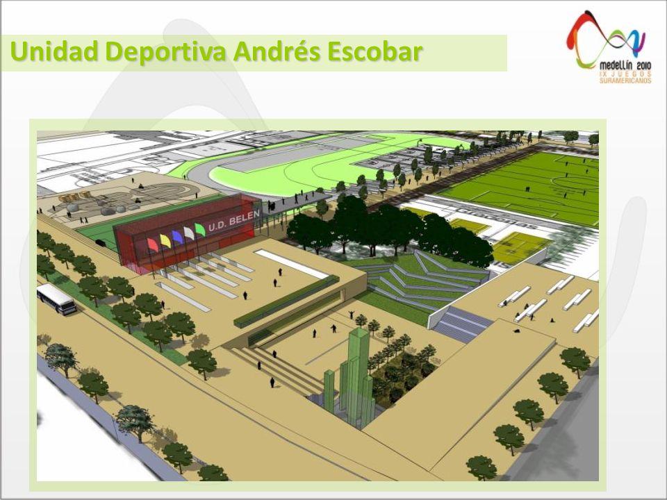 Unidad Deportiva Andrés Escobar