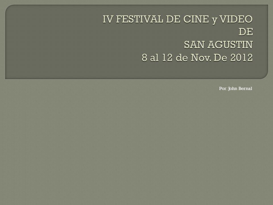 Seminario Jorge Prelorán Cine Etnobiografico Encuentro de Antropología Visual Encuentro de Realizadores Exposición Fotográfica Yerbas Para Todo…