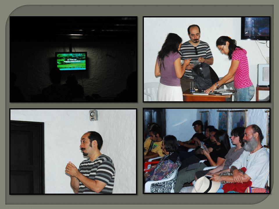 Fotografía por : John Bernal Encuentro de Antropología Visual