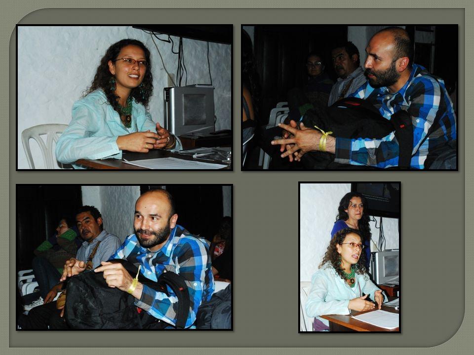 Fotografía por : John Bernal Exposición Fotográfica Yerbas Para Todo...