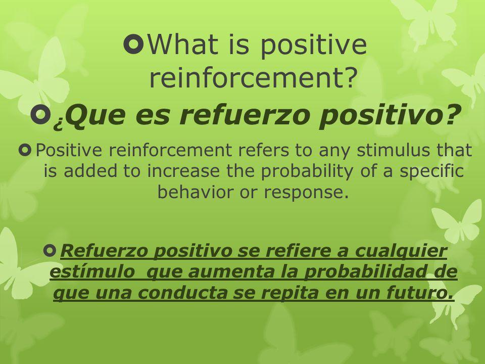 Proactivo frente Reactivo Proactive vs. Reactive