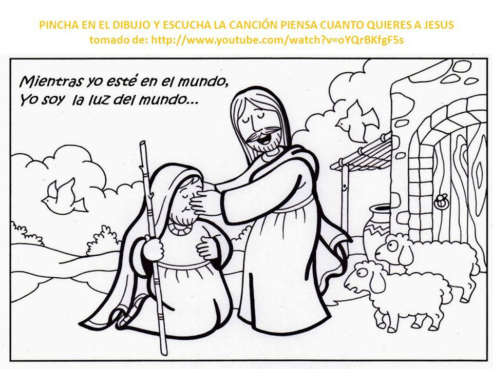 PINCHA EN EL DIBUJO Y ESCUCHA LA CANCIÓN PIENSA CUANTO QUIERES A JESUS tomado de: http://www.youtube.com/watch?v=oYQrBKfgF5s