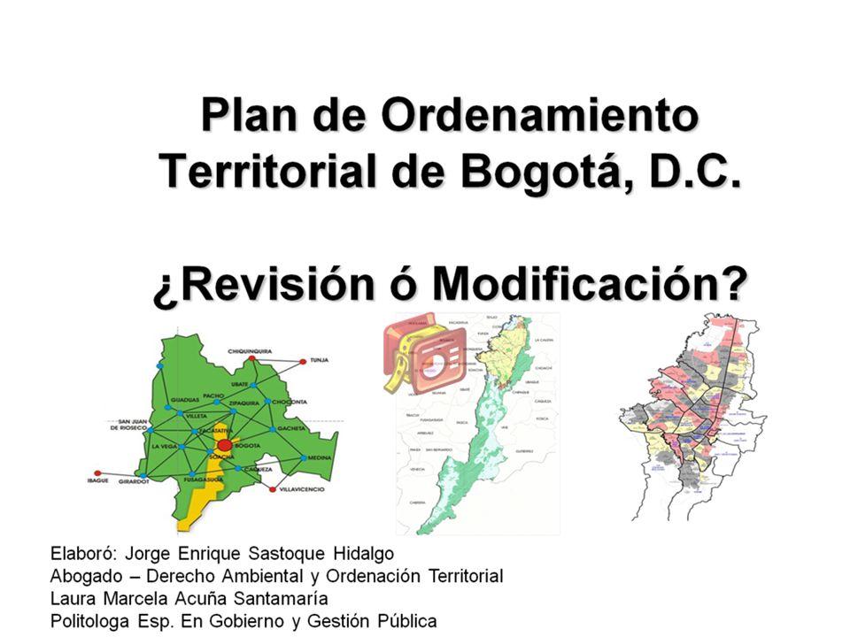 Ordenamiento Territorial desde la Planificación Ambiental ¿Qué es Ordenación Ambiental.