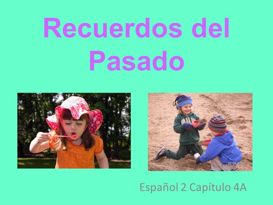 Recuerdos del Pasado Español 2 Capítulo 4A