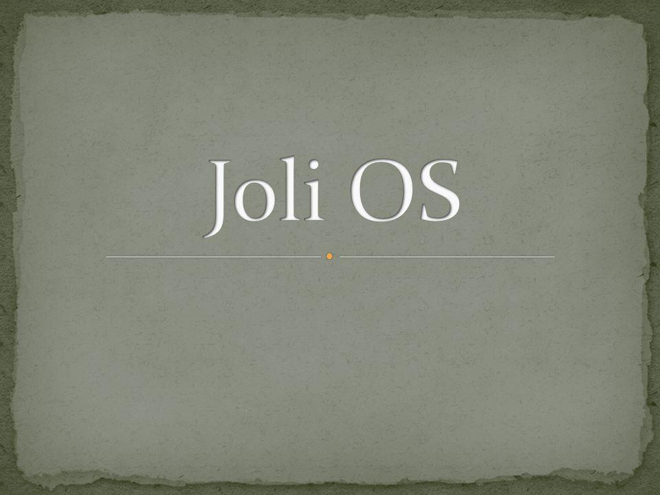 Aquí os dejamos un video tutorial que explica comovideo tutorial entrar a usar joli OS y realiza todos los pasos que hicimos nosotros para experimentar con Joli OS