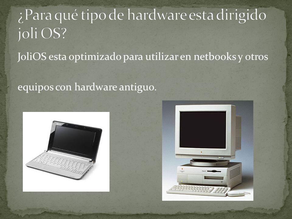 Pasos a seguir para utilizar Joli OS - Descargar VirtualBoxVirtualBox - Instalar VirtualBox - Descargar la imagen de Joli OSJoli OS - Instalar Joli OS como una nueva máquina virtual