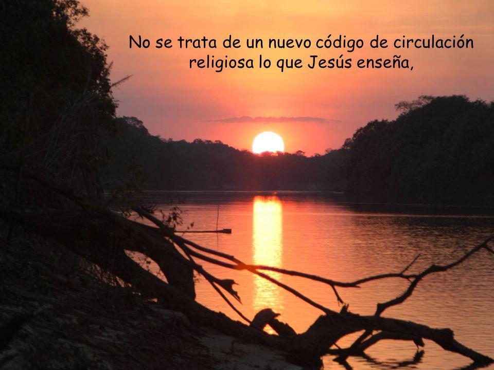 Parece una contradicción, mas no es otra cosa que la plenitud del mismo mensaje, de toda la revelación de Dios.