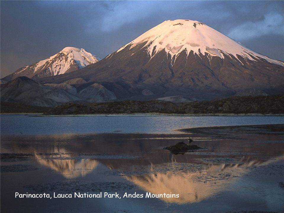 Parinacota, Lauca National Park, Andes Mountains