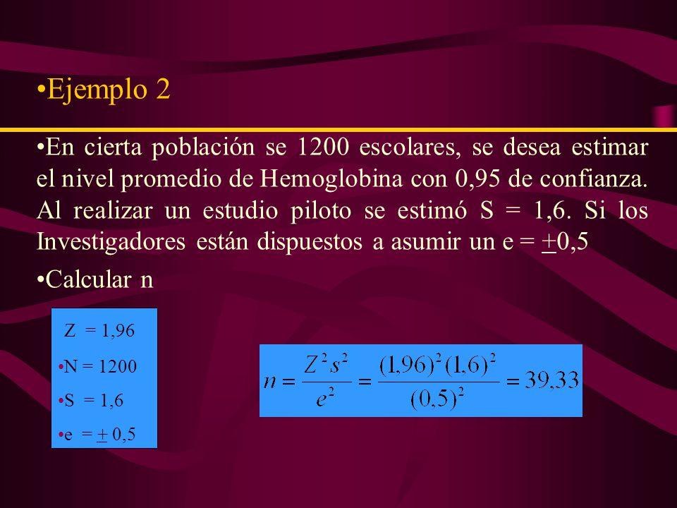 Nota: Los valores enteros fraccionarios se redondean al siguiente número superior
