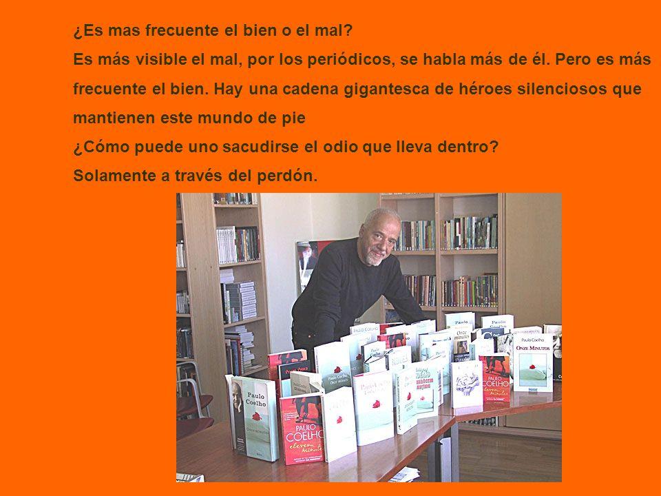 Sr. Coelho, ¿qué hay después de la muerte? No pienses en ello..piensa que vas a morir y tienes que vivir la vida intensamente ¿Como cambiar tanta viol