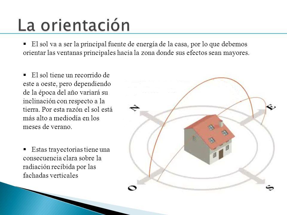 Importante el sistema de calefacción, pero también es importante mantener la vivienda fresca en épocas de calor.