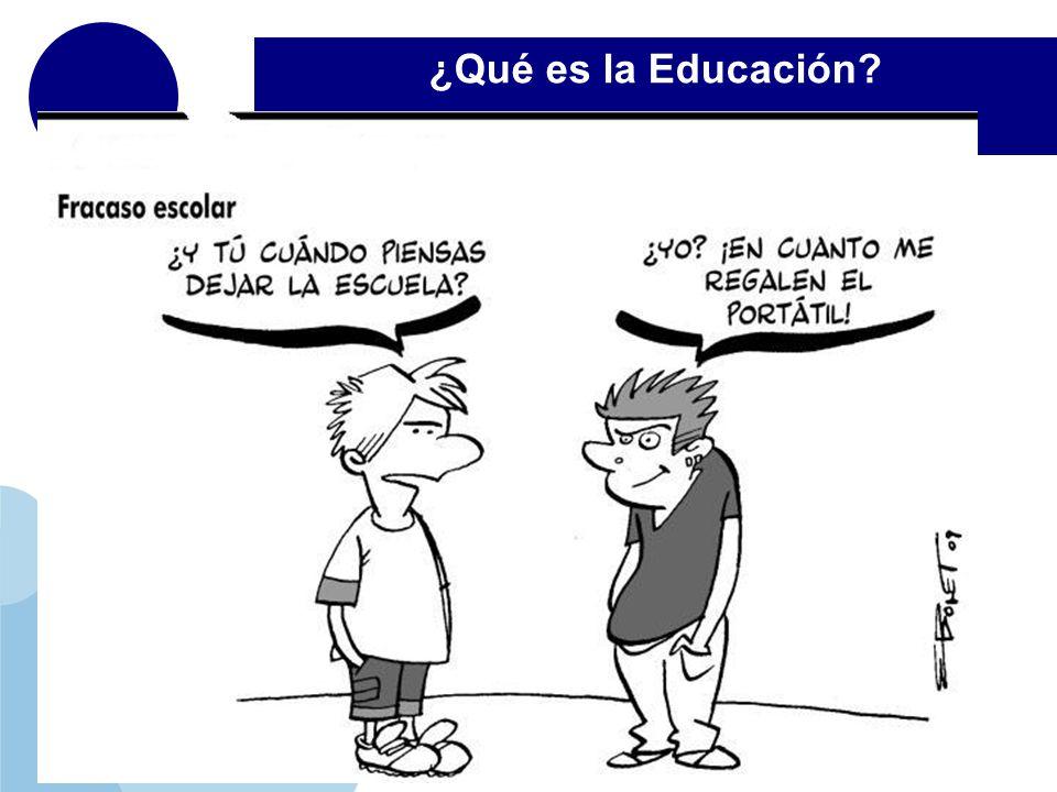 www.company.com ¿Qué es la Educación?