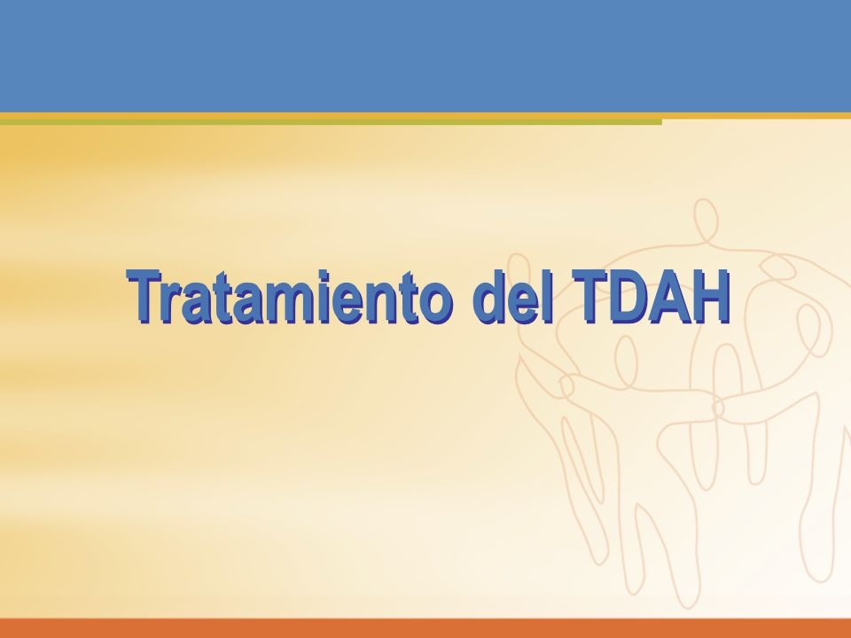 Tratamiento del TDAH
