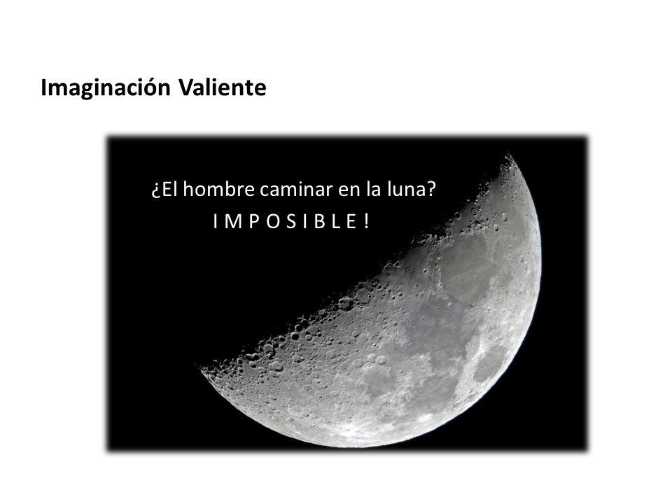 ¿El hombre caminar en la luna IMPOSIBLE!