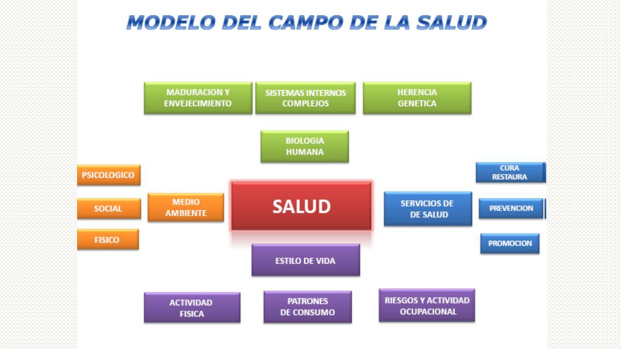 Objetivos generales Promover entornos y comportamientos saludables en los escenarios del municipio y la comunidad.