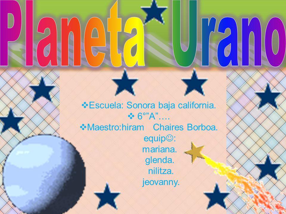 Escuela: Sonora baja california. 6°A…. Maestro:hiram Chaires Borboa. equip : mariana. glenda. nilitza. jeovanny.