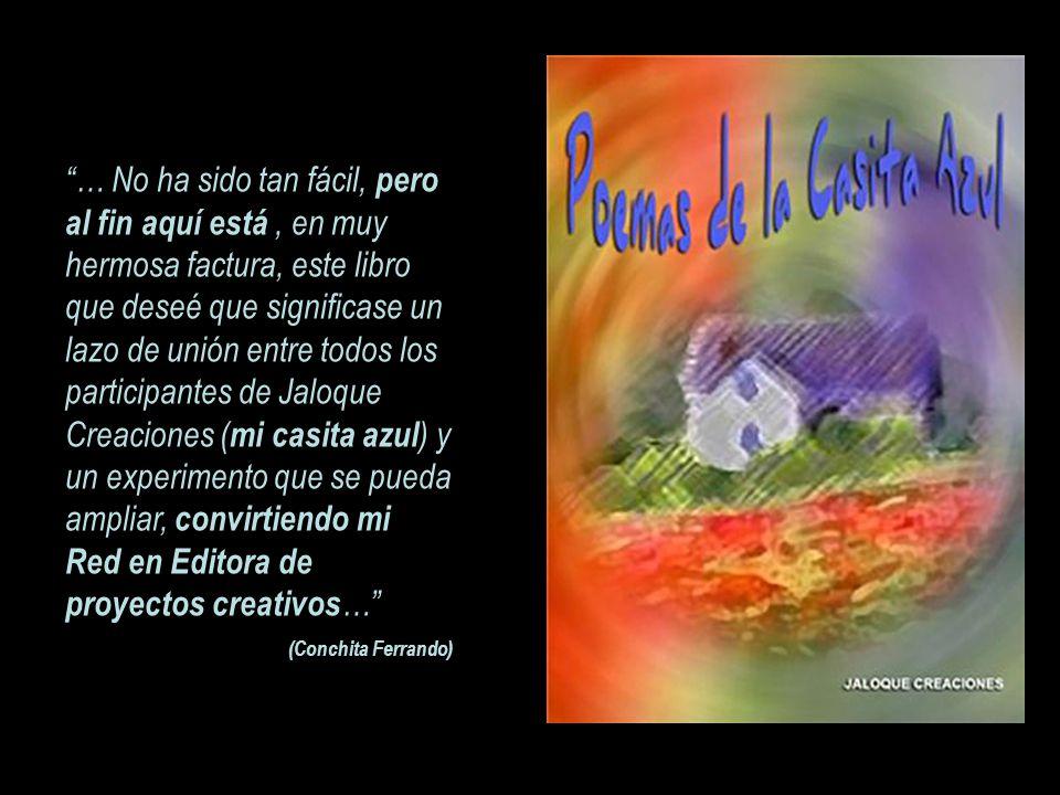Poemas de la Casita Azul (Enero 2010)